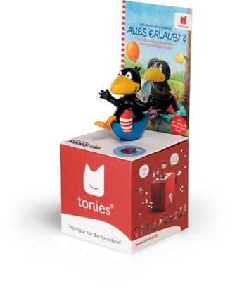 Tonies Hörbuch Der kleine Rabe Socke - Alles erlaubt? (DE)