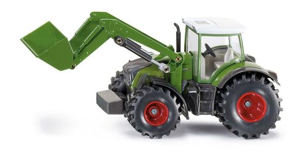 Tracteur Fendt avec chargeur frontal 1:50