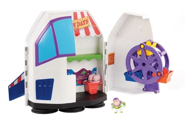 Toy Story 4 Minis Gameset