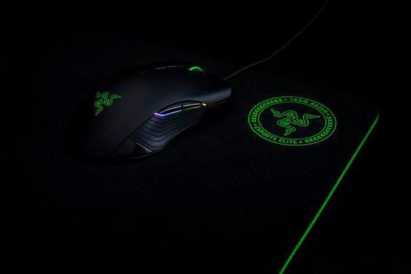 Razer Lancehead Gaming Mause Maus