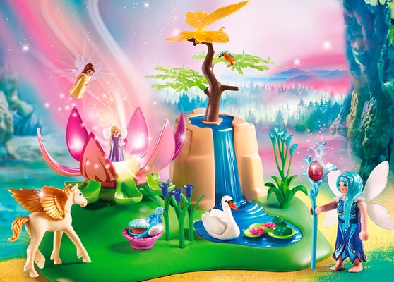 Playmobil Fairies Valle Magica 9135