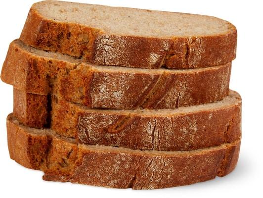 Pane di segale a lievitazione natural