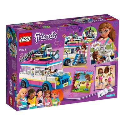 Lego Friends 41333 Il Veicolo Di Olivia
