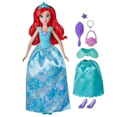 Disney Princess Surprise Style Rapun Puppe