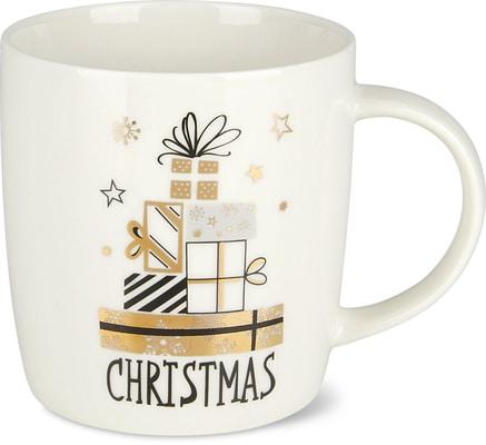 Cucina & Tavola Tasse mit Weihnachtsschriftzug