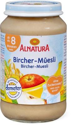 Alnatura Bircher Müsli