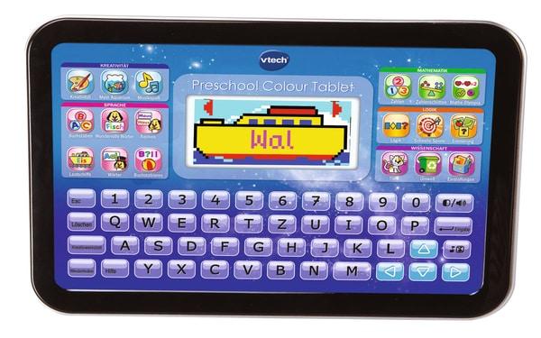 Vtech Preschool Colour Tablet (D)