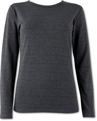 Thermo T-Shirt pour femme anthracite