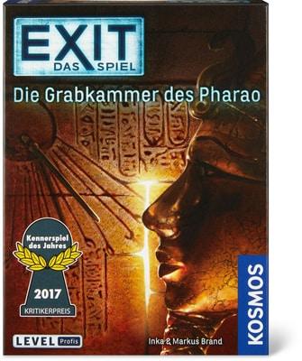 Kosmos Exit - Spiel die Grabkammer