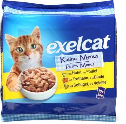 Exelcat Mini Geflügel