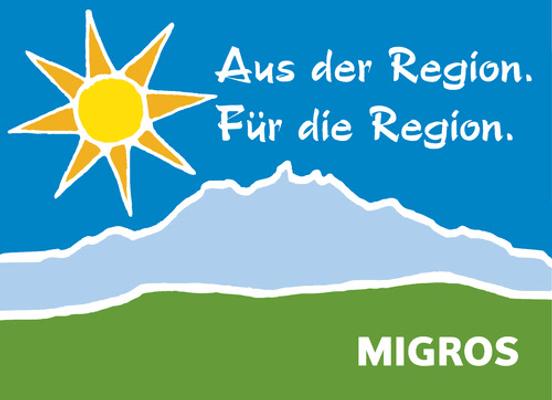 De la région