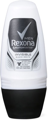 Rexona Men invisible black&white Deo Roll-on