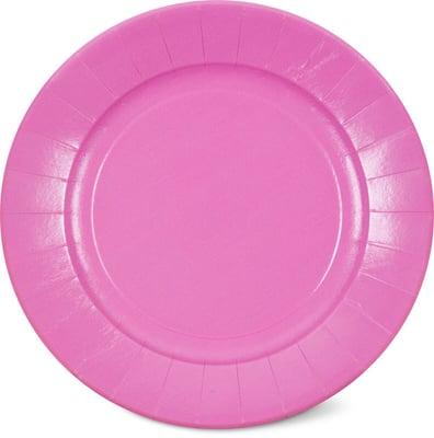 Cucina & Tavola Assiettes en carton colorées, 50pièces