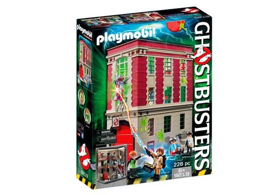 Playmobil Caserma dei Ghostbusters 9219