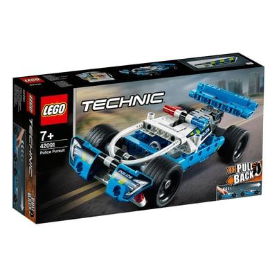 LEGO Technic 42091 La voiture de po