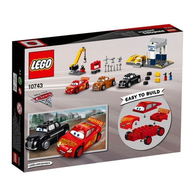 LEGO Juniors Il garage di Smokey 10743