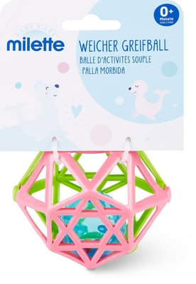 Milette Weicher Greifball