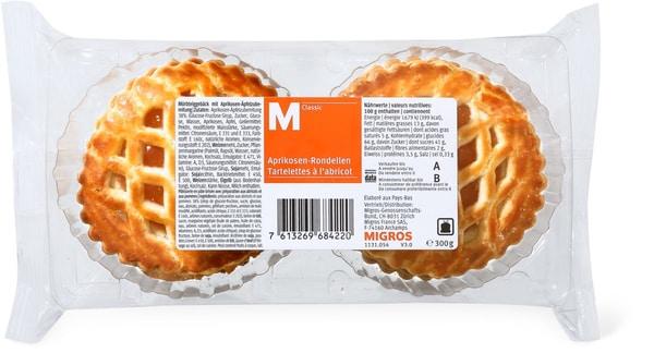 M-Classic Aprikosen Rondellen