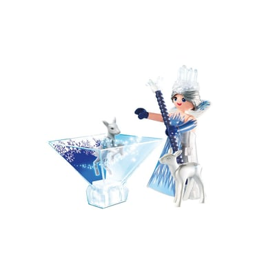 Playmobil Principessa dei cristalli di ghiaccio