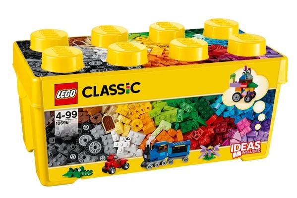 LEGO Classic La boîte de briques créatives 10696