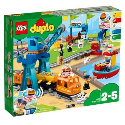 Lego Duplo Il grande treno merci 10875