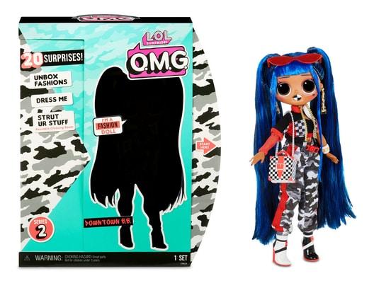 L.O.L. Surprise OMG 3.8 DOLL Bambole