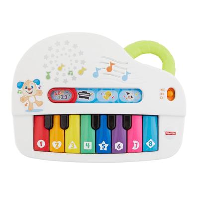 Fisher-Price FP GFK01 Babys erstes Keyboard (DE) Musica