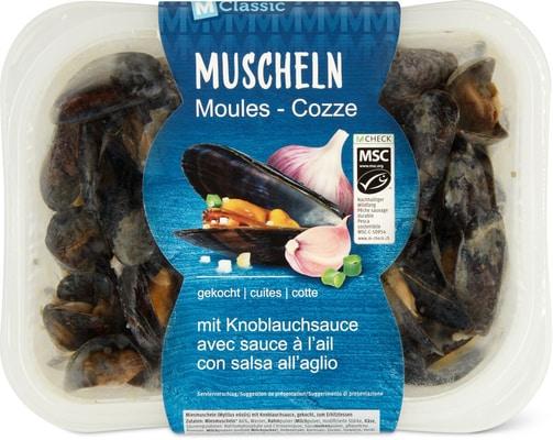 M-Classic MSC Muscheln Knoblauch