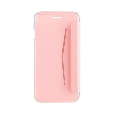 XQISIT Flap Cover Adour for iPhone 7/8 oro rosa