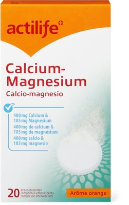 Actilife Calcium-Magnesium orange