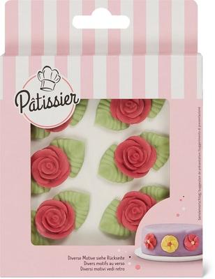 Patissier Blumen Zucker-Dekoration