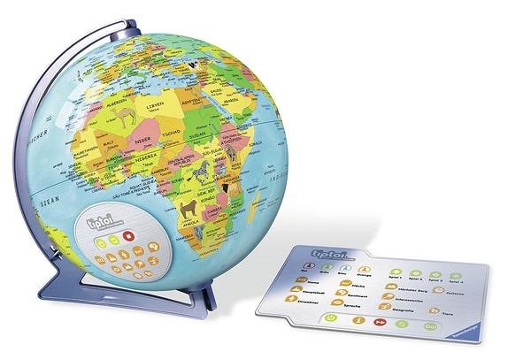 Tiptoi Interaktiver Globus (D)