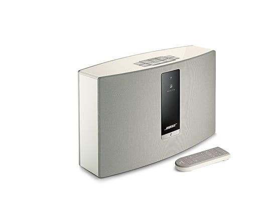 Bose SoundTouch® 20 - Weiss Multiroom Lautsprecher