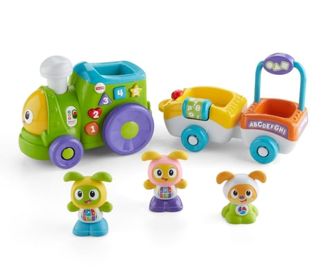 Fisher-Price Tanzspass BeatBo Zug (D)