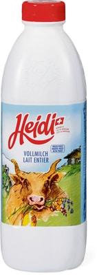 Latte intero Heidi ad alta pastorizzazione