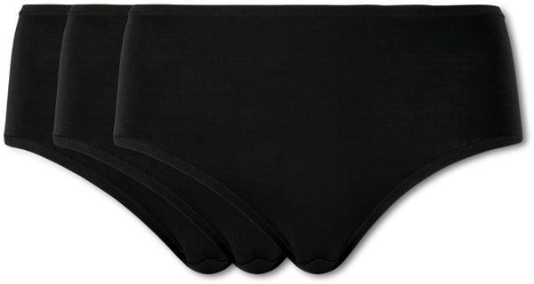 Slip Midi schwarz