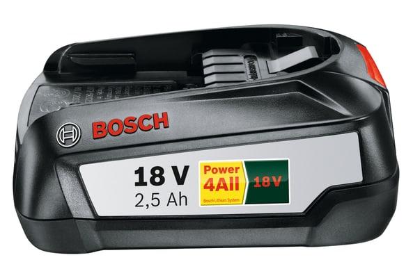 Bosch Batteria PBA 18LI 2.5 Ah