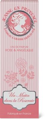 Jeanne en Provence Un matin Dans La Roseraie EdP