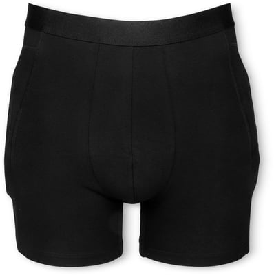 HERREN SHORT HIP PROTECTION schwarz