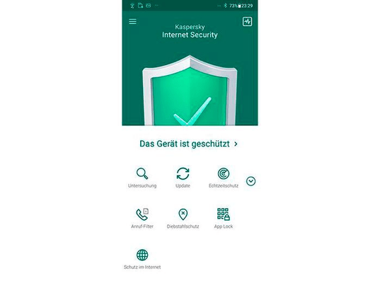 Kaspersky Internet Security (1 PC) [PC/Mac/Android] (D/F/I) Fisico (Box)