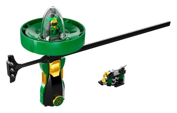Lego Ninjago 70628 Spinjitzu-M. Lloyd