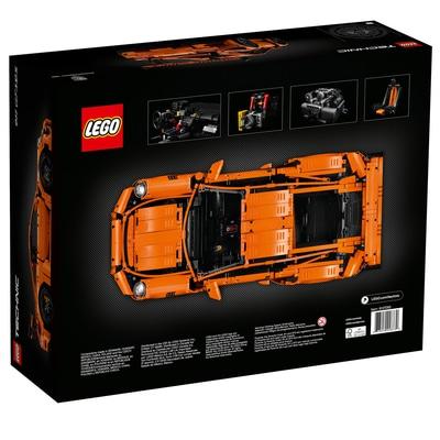 Lego Technic Porsche GT3 RS 42056