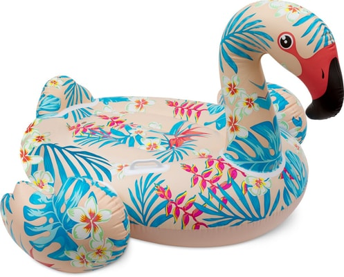 Intex Tropical Flamingo Ride on Luftmatratze