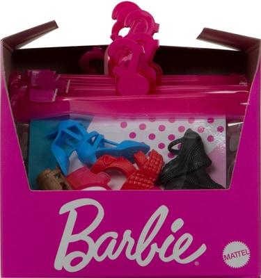 Barbie GWB14 Fashion Shoes Puppenzubehör