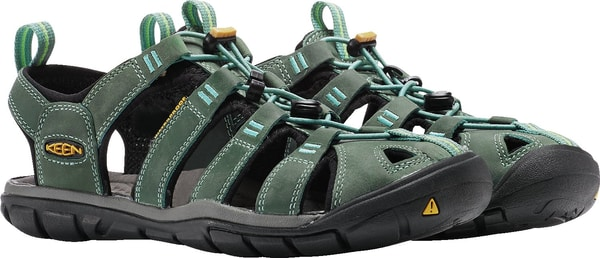Keen Clearwater CNX Leather Damen-Sandale