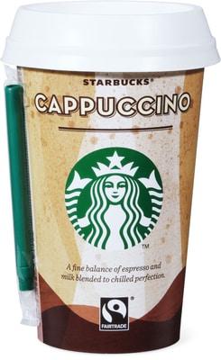 Starbucks Cappuccino Max Havelaar
