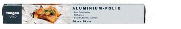 Tangan N°42 Aluminium-Folie Allzweck