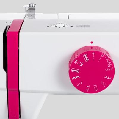 Mio Star Sew Quick 100 Rosa Machine à coudre mécanique