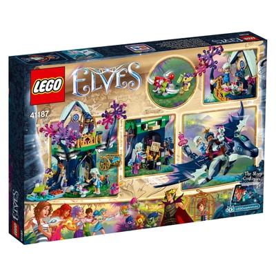 LEGO Elves L'infirmerie cachée de Rosalyn 41187