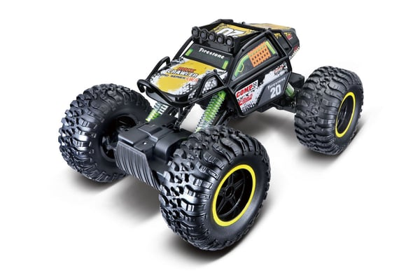 Rc Rock Crawler Pro Series 4Ws